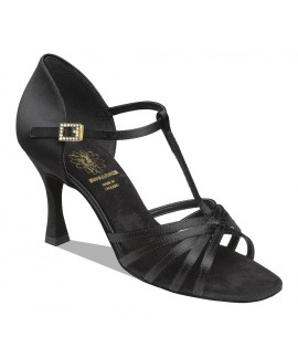 Supadance 1401 - Black Satin